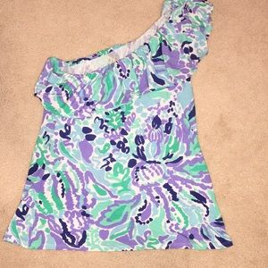 Lilly Pulitzer blouse, size small